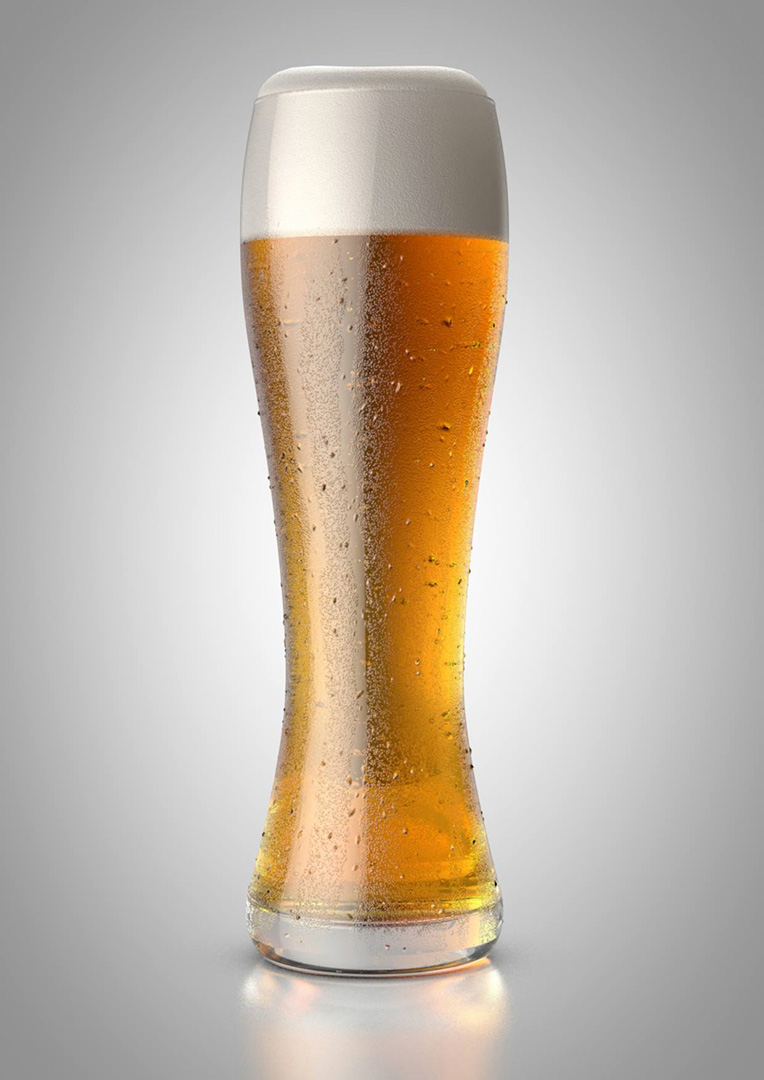 cinema 4d beer